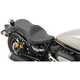 Black Flame Stitch Double-Bucket Touring Seat - 0810-1816