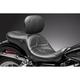 Maverick Stitch Seat w/Backrest - LK-970-BR