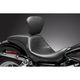 Outcast Smooth Seat w/Backrest - LK-981-BR