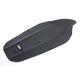 Black Gripper Seat Cover - 0821-2367