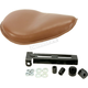 Brown Spring Mount Solo Seat - 27104