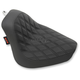 Double Diamond Low Solo Front Seat - 0810-1889