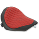 Low Profile Diamond Stitch w/Red Top Solo Seat - 0810-1885