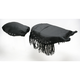 Studded Seat Cover w/Fringe - 77575