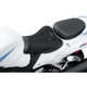 Tech One-Piece Solo Seat with Rear Cover - 0810-0824