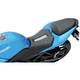 Track Low-Profile One-Piece Solo Seat with Rear Cover - 0810-K023