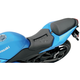 Track-CF Low Profile One-Piece Solo Seat with Rear Cover - 0810-K027