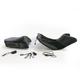 Standard 2-piece Adventure Track Seat w/Front Heat - 0810-D017H