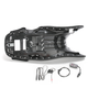 Standard Adventure Track Seat w/Front Heat - 0810-BM09H