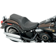 Smooth One-Piece Seat w/ Driver Backrest Option - 0802-0744