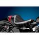 Stubs Spoiler Seat - LBK-416 RED