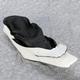 Standard Height Foam and Black Vinyl Seat Cover Kit w/Gel - 0910-Y002J