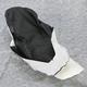 Black Vinyl Touring Design Seat Kit w/Gel - 0910-Y002TJ