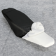 Touring Design Foam and Black Vinyl Seat Kit w/Gel - 0910-HU04TJ