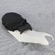 Touring Design Foam and Black Waterproof Suede Seat Cover Kit w/Gel - 0910-HU05TJS