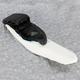 Standard Height Foam and Black Gripper Seat Cover Kit w/Gel - 0910-KT03JG