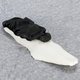 Standard Height Foam and Black Vinyl Seat Cover Kit w/Gel - 0910-KT04J