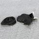Black Gripper GC-Style Vinyl Cover Seat Kit w/Gel - 0910-Y005JG