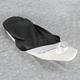 Standard Height Foam and Black Vinyl Seat Cover Kit w/Gel - 0910-Y003TJ