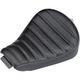 Black Horizontal Tuck Sporty-8 Seat - S8-VIN-04-BH