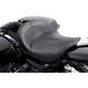 Black Leather BigIST Solo Seat - FA-DGE-0270
