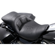Black Vinyl TourIST 2-Up Air Seat - FA-DGE-0315