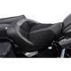 Black Leather BigIST Solo Air Seat - FA-DGE-0282