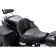 Black Vinyl TourIST 2-Up Air Seat - FA-DGE-0317