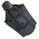 Black Grip Seat Cover - 25012