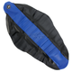 Black/Blue Team Issue 3-Panel Grip Seat Cover - 55600