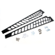 Black Billet Dumpers Running Board Traction - PF-5-B