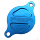 Blue Magnetic Oil Filter Cover - 05-01980-25
