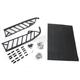 Black Powder-Coat Airframe Running Boards - PAFRB280-FBK