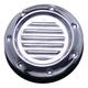 Chrome Dimpled Dipstick Cover - C1185-C