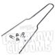 The Rambler DIY Sissy Bar Kit - 003524