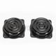 Black Ripple CV Carb Tops - CT-CAR-TR-BK