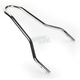 Chrome Round Sissy Bar - 1501-0498