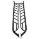 Airframe Running Boards - PARFB225-FBK