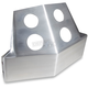 Brushed Aluminum Skid Plate - SM-FXSP-R