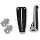 Chrome Adjustable Rail Footpegs - 61002