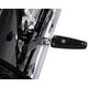 Black Adjustable CMX Footpegs w/o Mounts - 61025