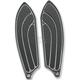 Black Elite Passenger Floorboards - IFB-R001-B