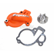 Orange Supercooler Water Pump Cover and Impeller Kit - WPK-45AO