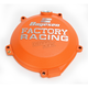 Orange Factory Clutch Cover - CC-44CO