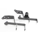 Black Floorboard Mounting Kit - 1621-0734