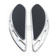 Chrome Elite Velocity Passenger Floorboards - FB-R003-C