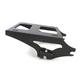 Matte Black Locking Two-Up Detachable Tour Pak Mounting Rack - MWL-427-14MB