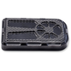 Decadent Black Powdercoat Fusion Brake Pedal Cover - LA-F420-01B