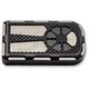 Laser Fusion Black Brake Pedal Cover - LA-F420-01M