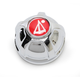 Chrome Oil Filler Cap - 50-252